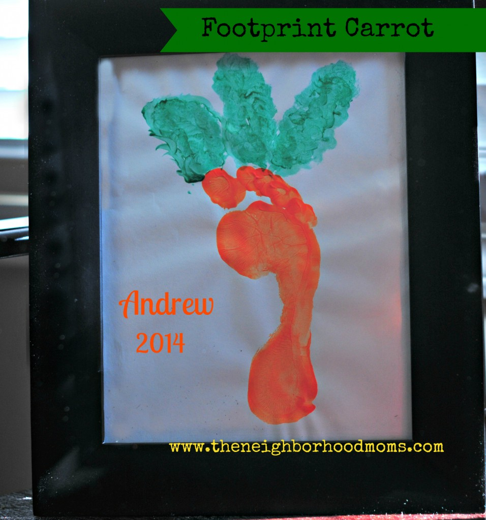 Footprint Carrot