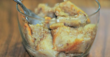 Easy Southern Bread Pudding