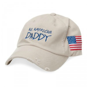 all american daddy hat