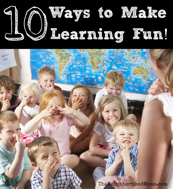 How to Make Learning More Fun