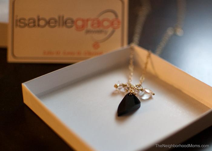Isabelle Grace Necklace