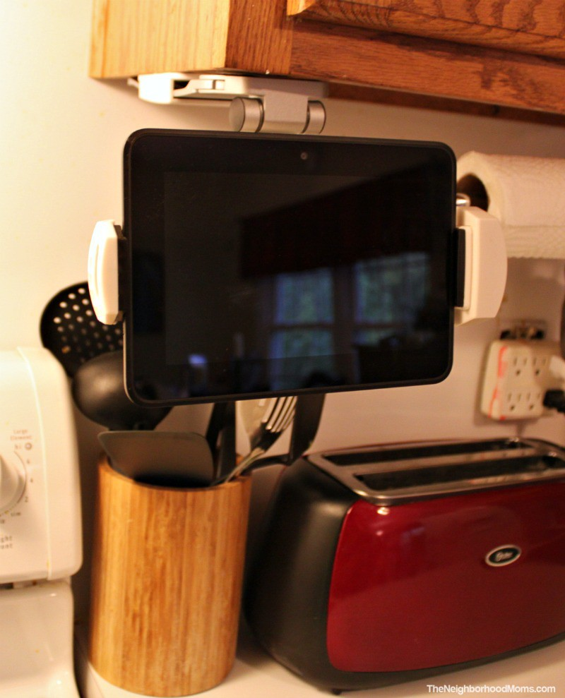 Kitchen Tablet Mount