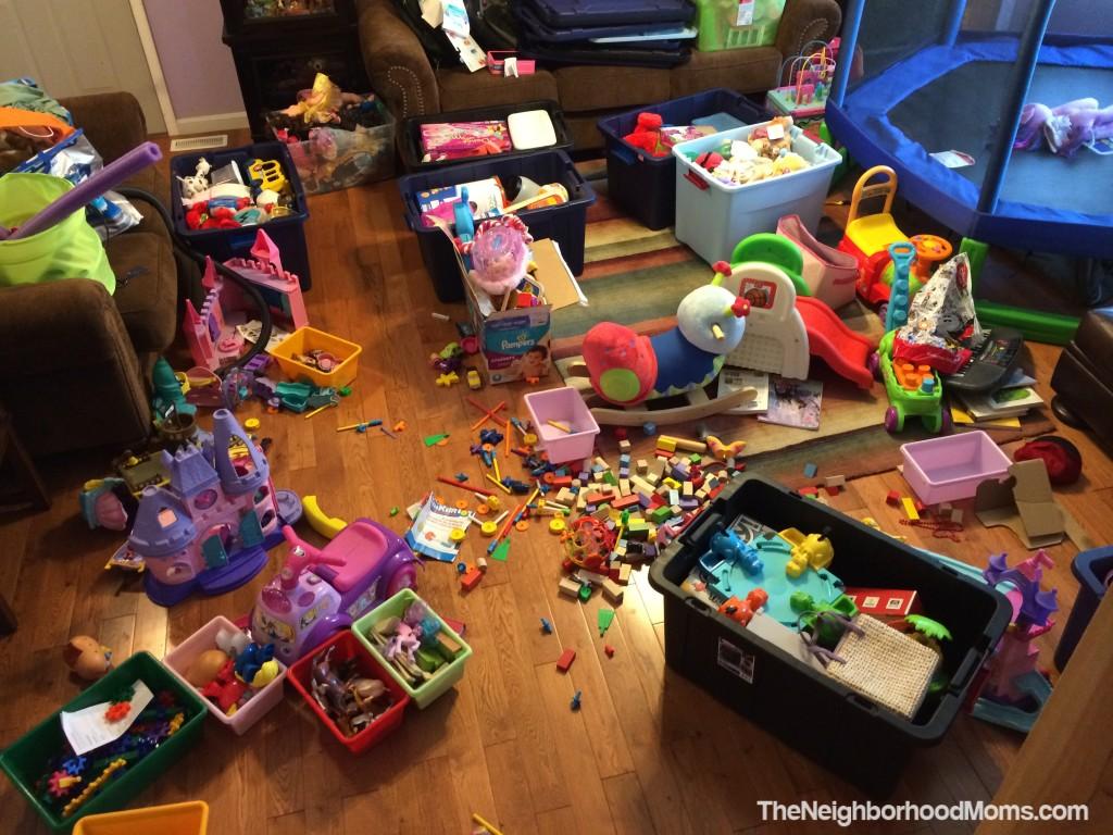 Toy rotation starts