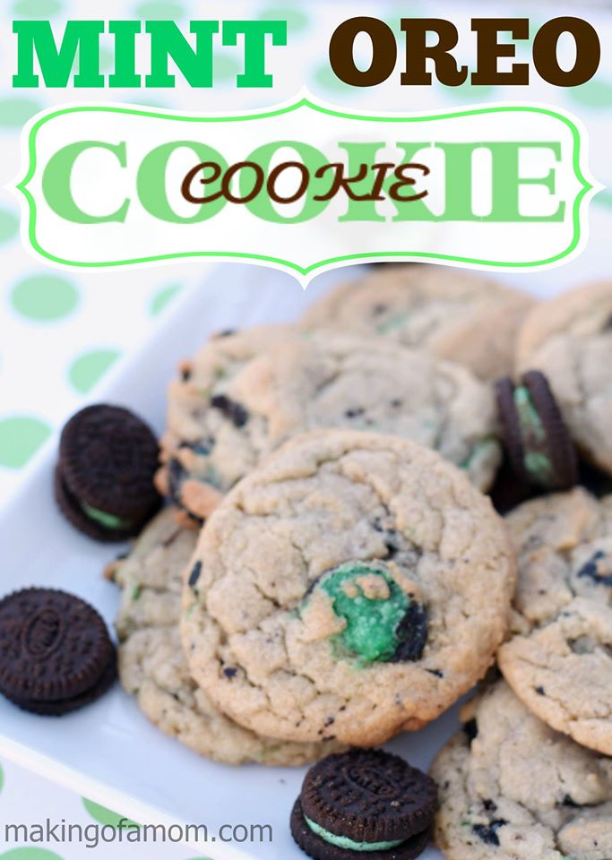 Mint Oreo Cookie
