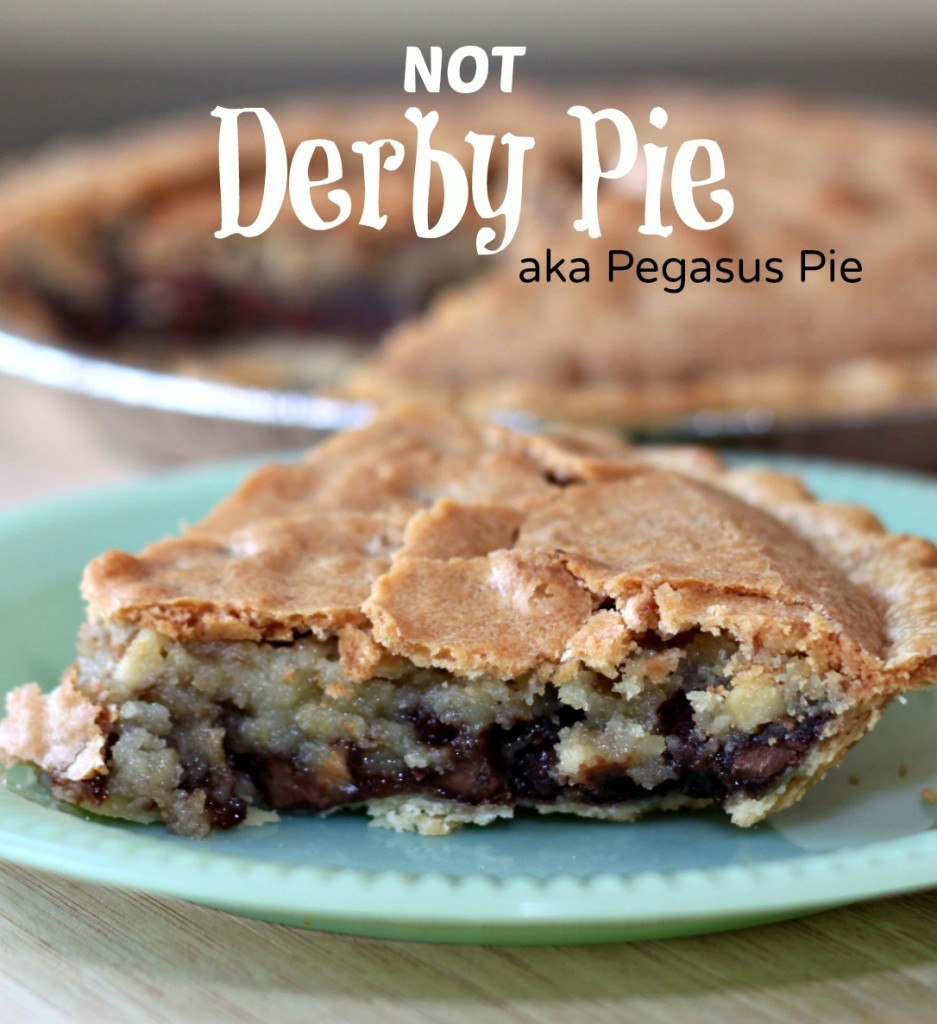 Not Derby Pie Pegasus Pie