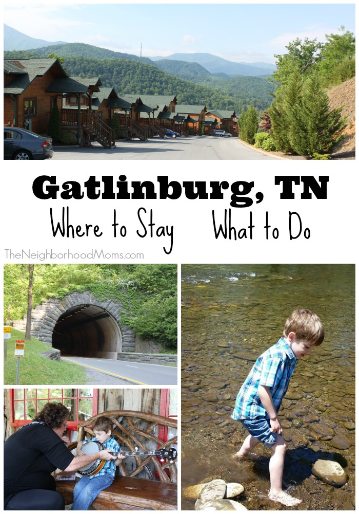 What to Do, Where to Stay in Gatlinburg