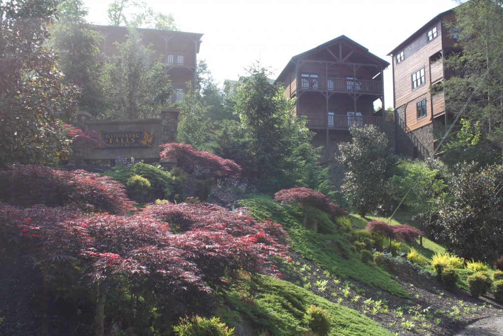Making Memories in Gatlinburg Falls Resort