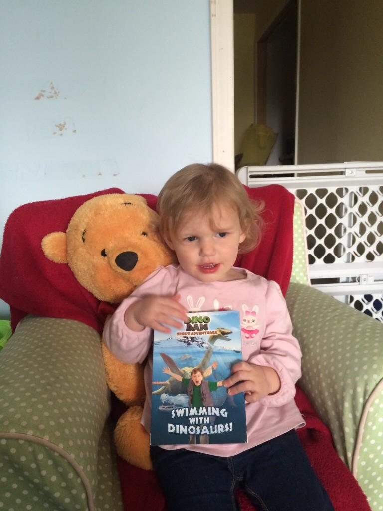 Even Pooh bear likes dinos