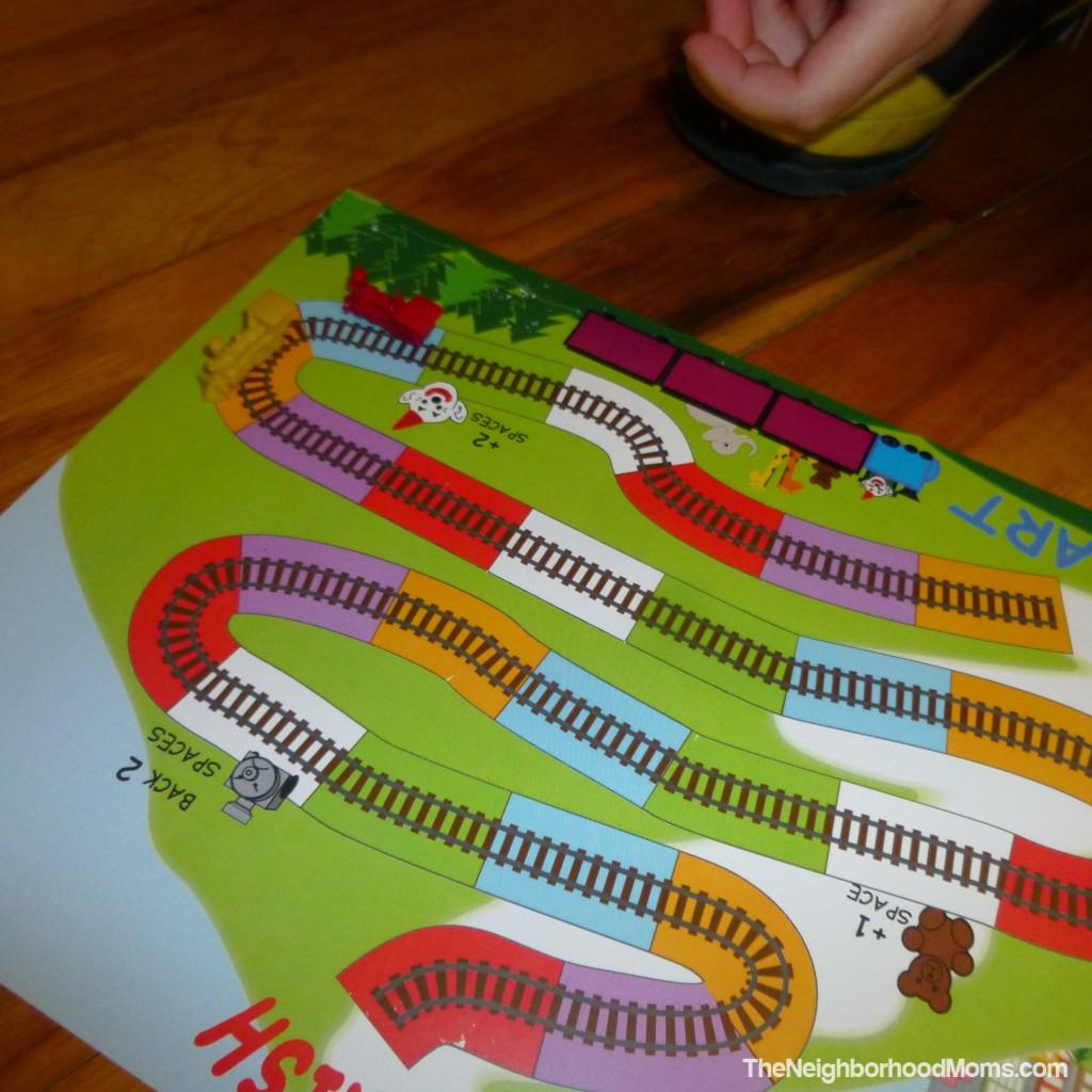 tracks game