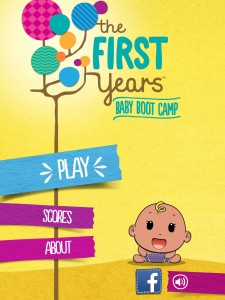 The First Years Baby Boot Camp