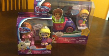 Vtech Flipsies Review - Let Your Dreams Shine with Vtech's Flipsies
