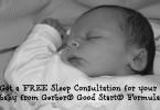 Infant Sleep Advice