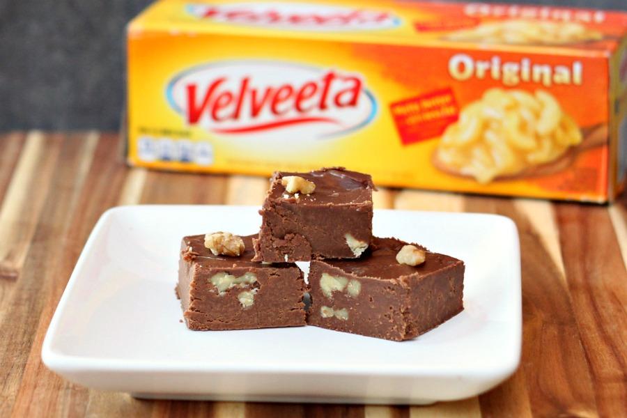 Velveeta Fudge - The Neighborhood Moms
