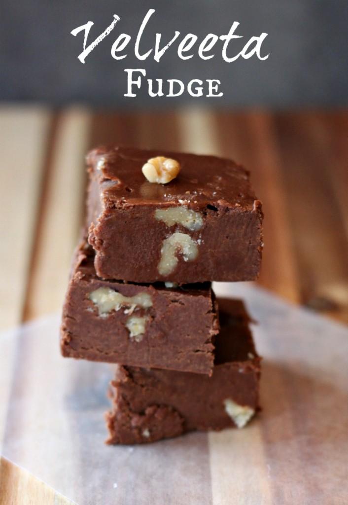 Velveeta Fudge