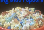 Big Blue Popcorn