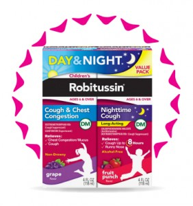 Children's Robitussin Day and Night