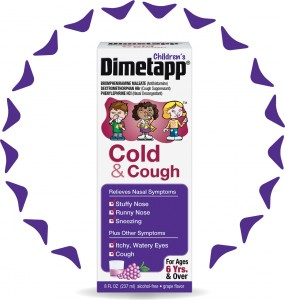 Children's Dimetapp Cold and Cough