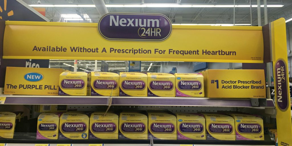 Nexium Display