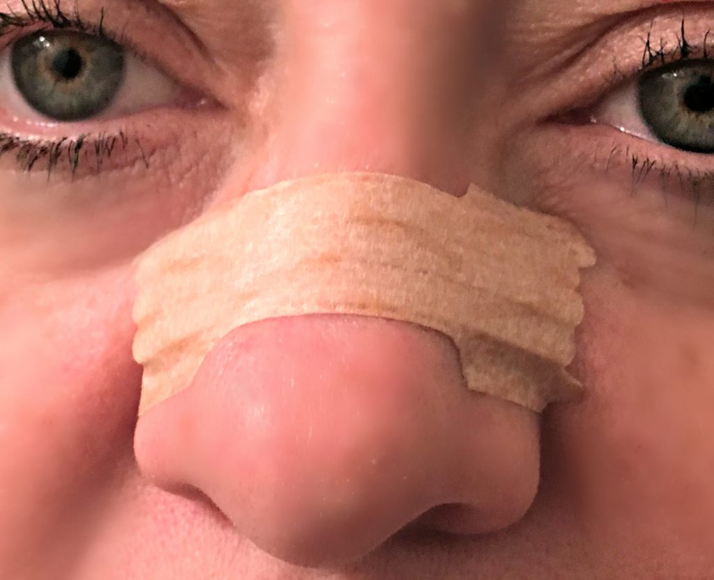 breathe-right-nasal-strip-applied